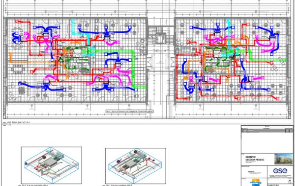 Pessac | Construction de Bureaux