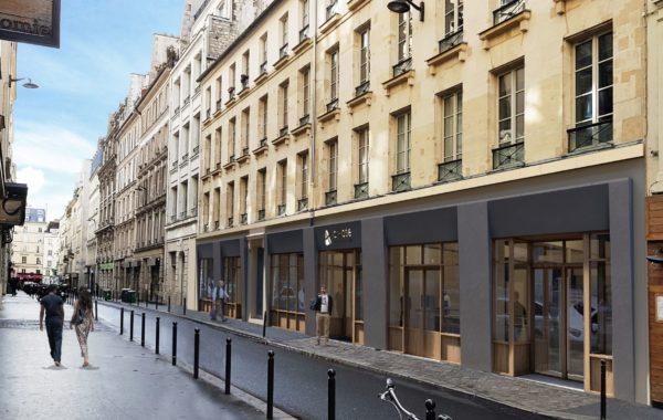 Paris 10e | Salle de Sport et Restaurant